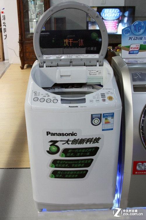 变频电机更省电 松下一体机售价4598元