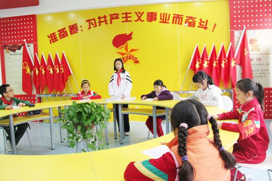 北京市东城区小学校v小学:北京市新鲜教材特色双语小学图片