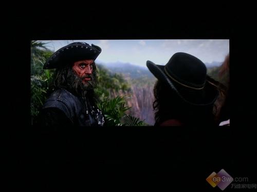 2D蓝光高清《加勒比海盗4》