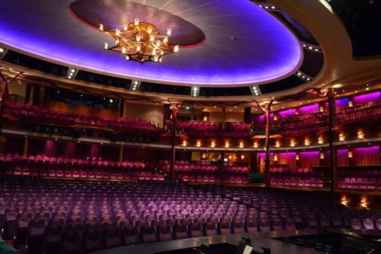 华丽的珊瑚剧院