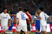 中超图:舜天3-2阿尔滨 达纳拉赫庆祝得分