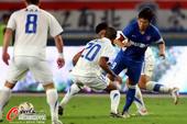 中超图:舜天3-2阿尔滨 陆博飞力战对手