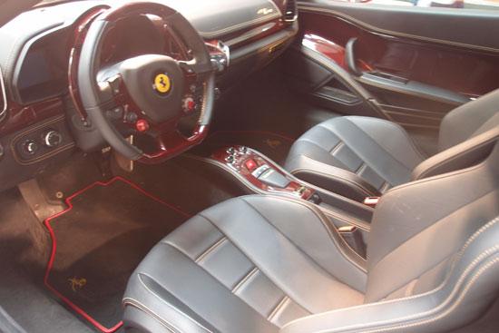 法拉利458 Italia中国限量版跑车