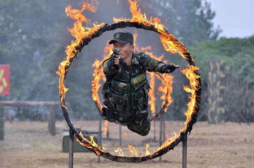 《我是特种兵2》热播 打造特种部队传奇经历