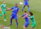 中超图:阿尔滨3-1国安 凯塔高高跃起