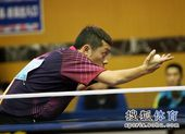 图文:2012乒乓球全锦赛赛况 聚精会神