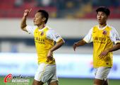 中超图:申鑫0-1泰达 王赟越位破门