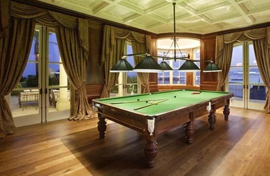 豪宅,巨富们的豪宅趋势是怎样的?从比尔盖茨的巨鲸鱼缸,到贝高清图片