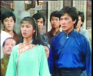 1982年,在《苏乞儿》里,刘德华为米雪当配角,周星驰和欧阳震华饰演村民