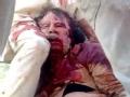 卡扎菲死亡细节