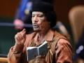 """卡扎菲遭儿子""""逼宫""""疑云"""