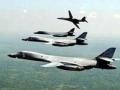 美国B-1调转枪口直指中国南海?