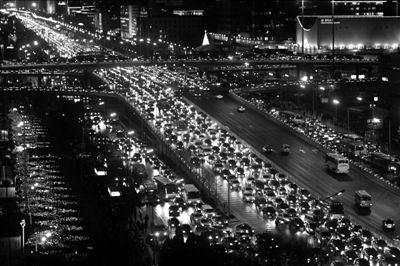 交通委发布9月份交通拥堵状况报告 研究深入推进错时上下班方案