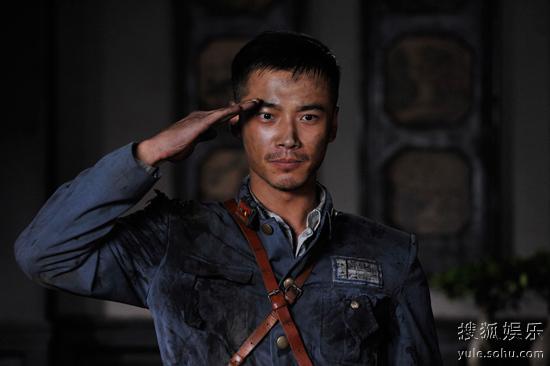抗战大戏《暗渡》北京热拍 于滨薛皓文反目成仇