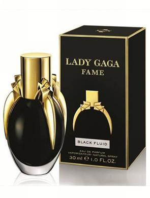 Lady Gaga首款香水Fame