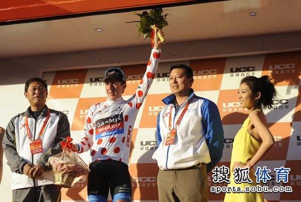 北京/图文:2012环北京自行车赛落幕圆点衫得主