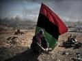 战火纷飞的利比亚