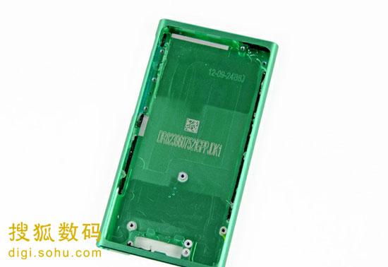 苹果 比如/2,正如iPod Touch 5那样,电路板焊接的是重要部件,比如电池...