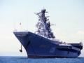 历尽波折的苏联航母