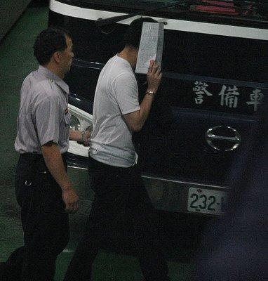 台北地检署声押李宗瑞