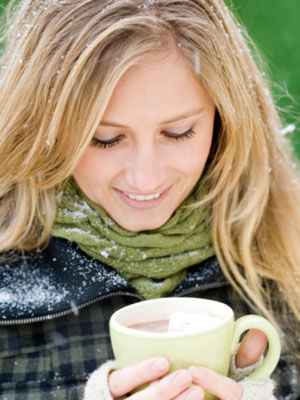 女性手脚冰凉暗藏内分泌不孕症