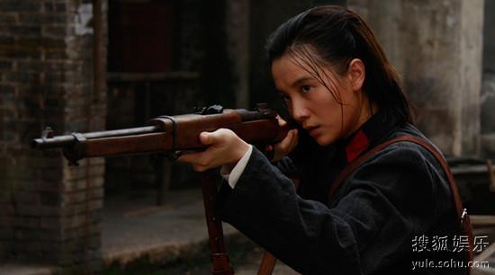 宋佳《圣天门口》从野丫头成长为女战士