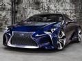 [海外新车]霹雳游侠 雷克萨斯LF-LC Blue