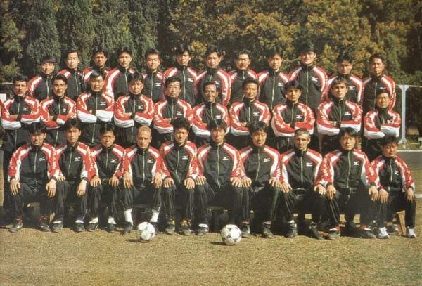 1997年甲a联赛中,拥有高峰,韩金铭等名将的前卫寰岛队最终获得了第五
