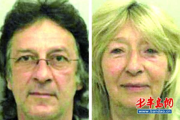 迈克尔和妻子苏珊被判入狱