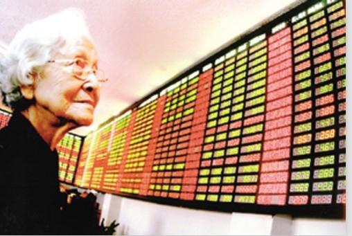 老年股民炒股风险更大