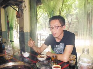 2012年8月26日,彭洪到涪陵向律师求助 IC 图