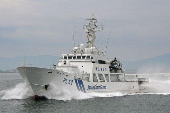 日本千吨级波照间级巡逻船,在抗撞能力,航速方面,其对中国公务船占据