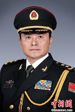 王晓军中将。