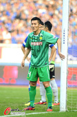 中超图:舜天0-0战平国安 周挺防守