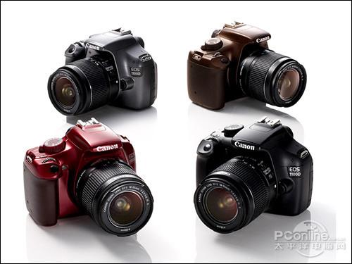 佳能 EOS 1100D(配18-55mm镜头)图片系列评测论坛报价