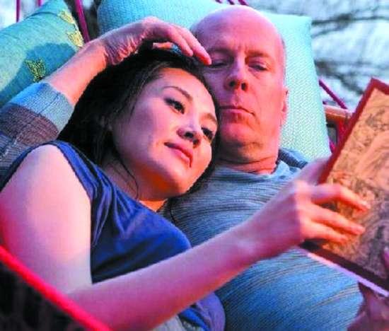 李冰冰 余男 许晴/除《云图》之外,最近多部好莱坞大片都有中国女星的身影:《...