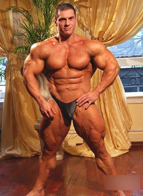 肌肉男 世界上/世界上最彪悍的肌肉男