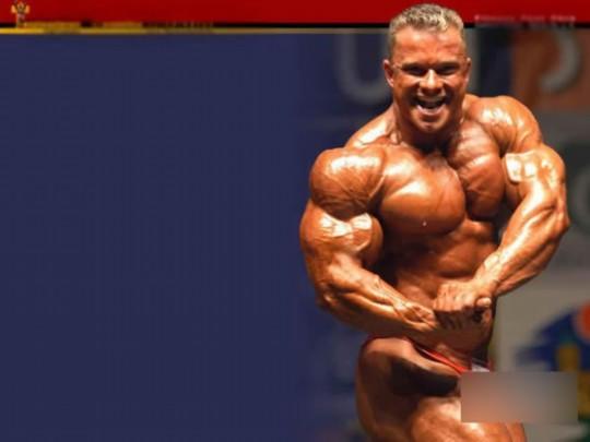 世界上 肌肉男女/世界上最彪悍的肌肉男