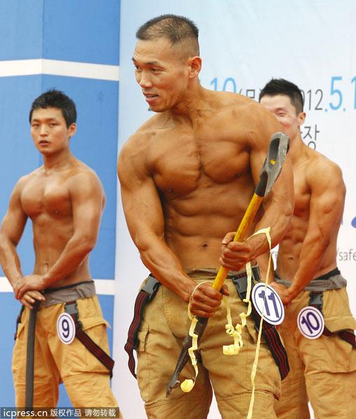 世界上 韩国 彪悍/世界上最彪悍的肌肉男