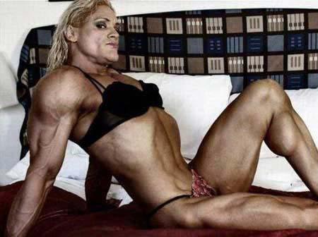 男人 性感 美女 肌肉/欣赏完了世界上最彪悍的肌肉男,再来看一下世界上最彪悍的肌肉...