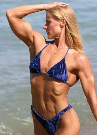男人 美女 性感 肌肉/欣赏完了世界上最彪悍的肌肉男,再来看一下世界上最彪悍的肌肉...