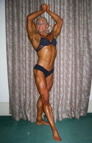 美女 性感 生活/欣赏完了世界上最彪悍的肌肉男,再来看一下世界上最彪悍的肌肉...