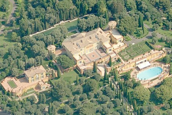 买下世界最贵别墅