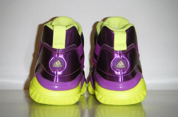 adidas经典篮球鞋top ten