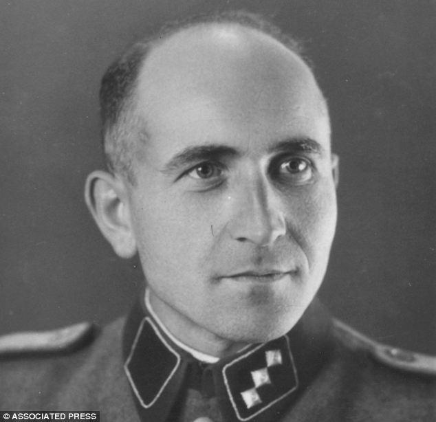 被迫拍纳粹集中营残照摄影师逝世【高清】(组图)