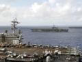 """美军舰艇""""密访""""菲律宾幕后玄机"""