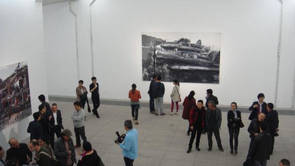《锈永未眠:崔国泰》个展白盒子艺术馆开幕