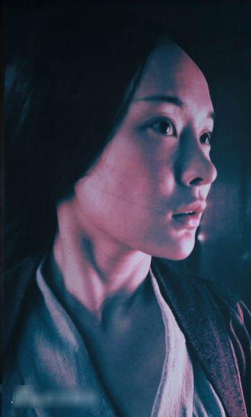 霍思燕/汉高祖刘邦的宠妃戚夫人:出自《王的盛宴》,霍思燕饰演。