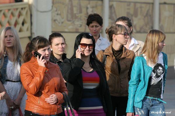 中国人眼中的俄罗斯美女 搜狐旅游