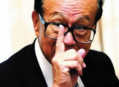 亚洲首富李嘉诚通向成功的不二法门